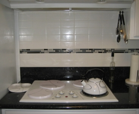 Backsplash After