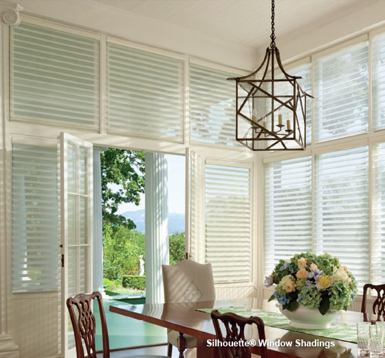 Silhouette® Window Shadings - Hunter Douglas