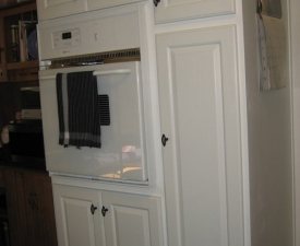 Cabinets After Refacing